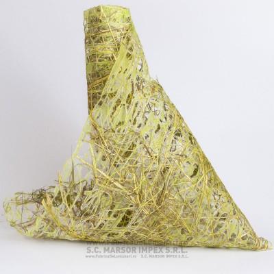 Plasă cu iarbă naturală uscată