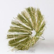 Articol decorativ pentru Buchet din iarbă verde