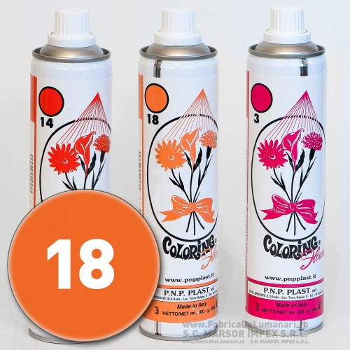 Spray color nr.18