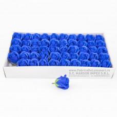 Flori sapun trandafir ALBASTRU