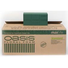 """Cutie cu 20 bureţi cărămidă """"Oasis"""" preţ/cutie"""