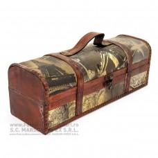 Cutie casete din lemn